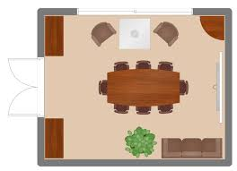 Home Office Floor Plan Office Ideas