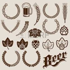 ingredients ornamental designs royalty free cliparts vectors