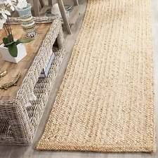 Natural Fiber Rug Runners Safavieh Jute Solid Runner Rugs Ebay