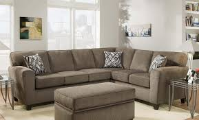 American Casual Living by Sectional Sofa Seats 5 3100 By American Furniture Wilcox