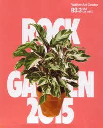 rock the garden at walker art center minneapolis 20 june 2015