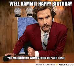 Birthday Memes For Women - images birthday memes for women