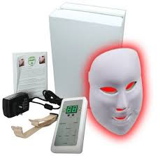 best handheld led light therapy device the top 4 led light therapy face masks for anti aging acne 2018