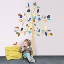 thermomètre mural chambre bébé stickers nature pour chambre bébé enfant berceau magique