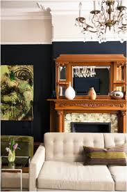 dark wall color as room design tips for a perfect ambience home