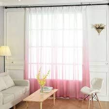 Curtains Printed Designs One Panels Sheer Curtains Pink Modern Curtain Designs Printed