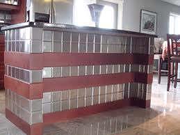 Brushed Stainless Steel Backsplash by Metal Tile Co Manufacturer Of Stainless Steel Aluminum Copper