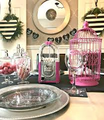 Valentines Day Table Decor by Valentines Day Table Setting Archives A Purdy Little House