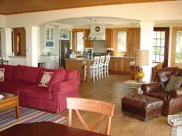 Open Floor Plan Ranch Style Homes Custom House Interiors