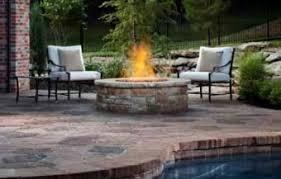Belgard Fire Pit by Belgard Hardscapes Backyard Fireplaces Patio Design