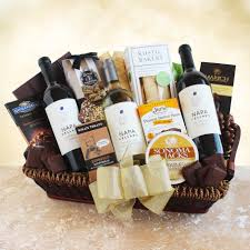 gourmet cheese gift baskets napa cellars gift basket wine shopping mall