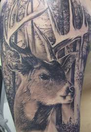 deer hunting tattoo ideas for men tattoo collection