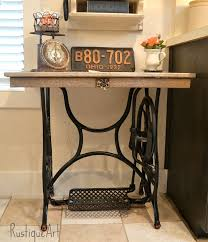 reclaimed wood writing desk my new rustic writing desk from a salvaged sewing treadle and