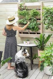 diy vertical herb garden vertical garden makeover diy herb markers with i spy diy minwax blog