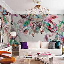 online buy wholesale large floral wall murals from china large floral wall murals