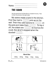 phonics worksheet 71