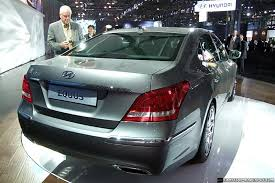 lexus car price in america north american 2011 hyundai equus debuts in new york takes on
