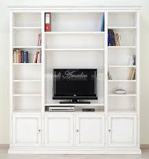 libreria tv libreria con porta tv librerie