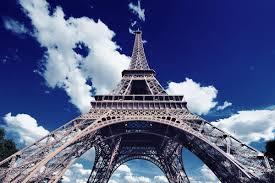 Beautiful Eiffel Tower by Paris France Fabric Promotion Shop For Promotional Paris France