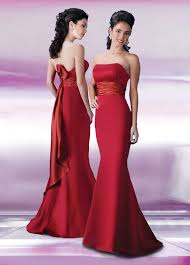 bridal party dresses buy cheap free shipping satin strapless bridesmaid dresses