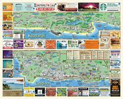 Maui Hawaii Map Maui Snorkeling Maps The Snorkel Store