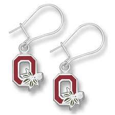 school earrings 39 best school spirit images on school spirit o