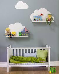 Stanzette Per Bambini Ikea by Mensole Crafty A Forma Di Nuvola Arredo E Complementi