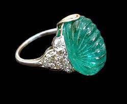 art deco jewelry design and designers rings with love