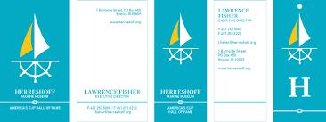 Marine Business Cards Graphic Design Archives Stephanie Chu