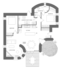 cottage floor plans 1000 sq ft an off grid cob retreat on a private bluff small house bliss