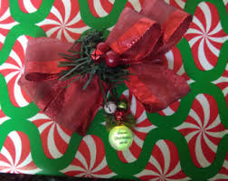 Christmas Decoration Light Up Presents by Severed Toe With Toe Tag Attached Halloween Party