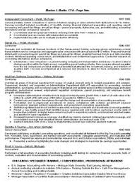 resume samples canada ceo real estate resume sample page 2 resume samples