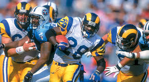 greatest show on turf how rams u0027 innovative offense came to be