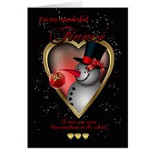 fiance greeting cards zazzle