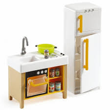djeco cuisine forniture the compact kitchen bambole e pupazzi giochi
