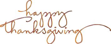 grade a la carte happy thanksgiving