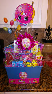 Easter Basket Decorating Ideas Pinterest shopkins easter basket gift baskets pinterest easter baskets