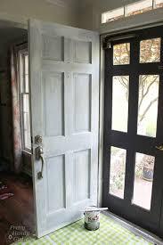 Front Door Paint by How To Strip Paint Off A Door Pretty Handy