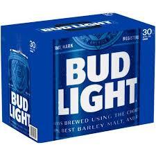 how much is a 30 pack of bud light bud light 30 pack 12 fl oz mesa liquor