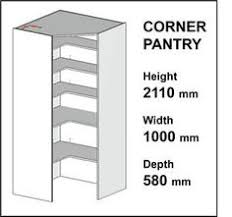 pantry corner cabinet with ideas about corner pantry cabinet on