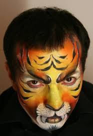 face paint ideas for men