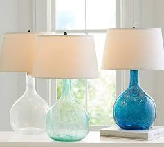 Turquoise Table Lamp Lighting Everything Turquoise