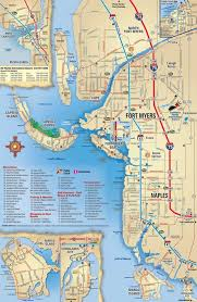 Port St Lucie Fl Map Florida Map Of All Beaches Click On An Area And A Thorough