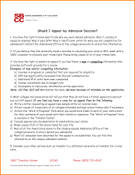 7 grade appeal letter quote templates