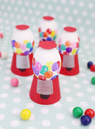 best decorated easter eggs gumball machine easter eggs a joyful riot