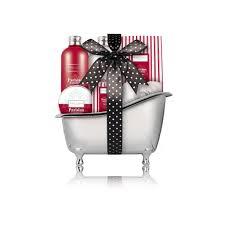Bath And Shower Gift Sets Parisian Whisper Bath Tub Luxury Ladies Shower And Body Gift Set