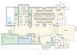 floorplan posner center carnegie mellon university