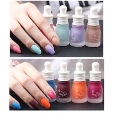 aliexpress com buy harmless gel matte nail enamel polish uv led