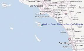 santa california map avalon santa island california tide station location guide