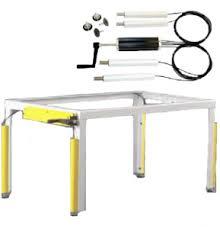 Leg Lift Bench Hydraulic Lift U0026 Lift Systems Ergosource